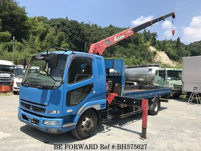 Used 2007 MITSUBISHI FIGHTER BH575627 for Sale