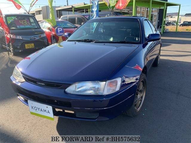 Used 1996 TOYOTA COROLLA LEVIN BH575632 for Sale