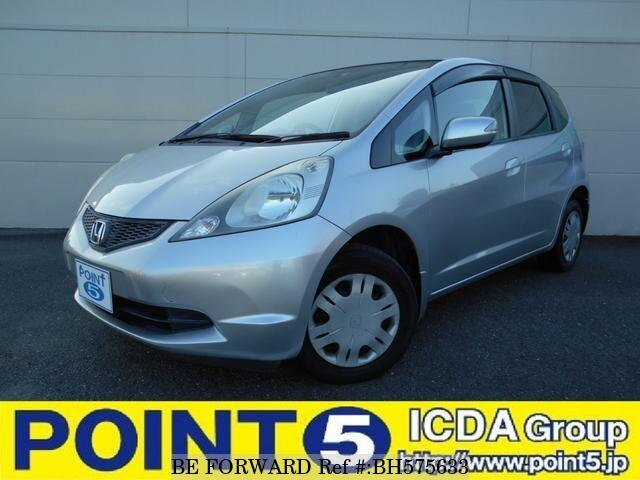 Used 2009 HONDA FIT BH575633 for Sale