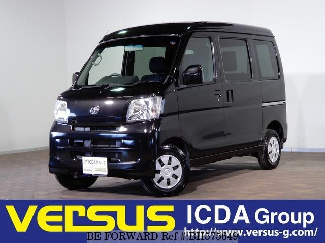 Used 2017 TOYOTA PIXIS VAN BH575649 for Sale
