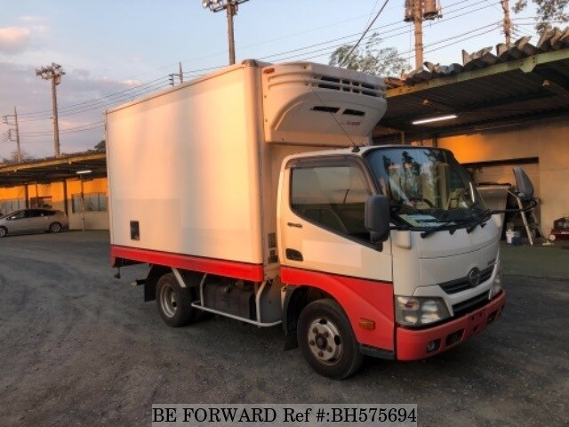 Used 2011 HINO DUTRO BH575694 for Sale