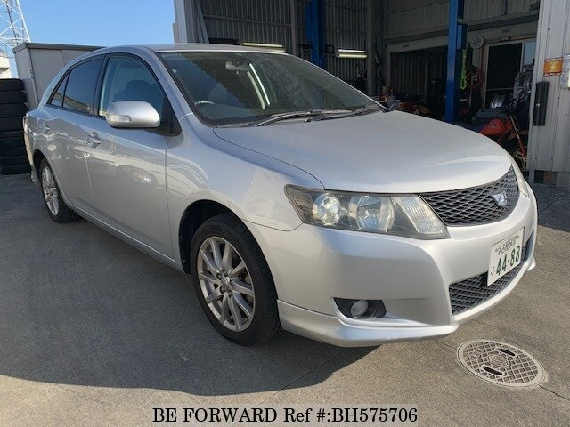 Used 2007 TOYOTA ALLION BH575706 for Sale