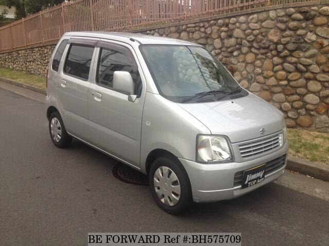 Used 2003 SUZUKI WAGON R BH575709 for Sale