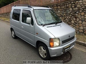Used 1997 SUZUKI WAGON R BH575712 for Sale