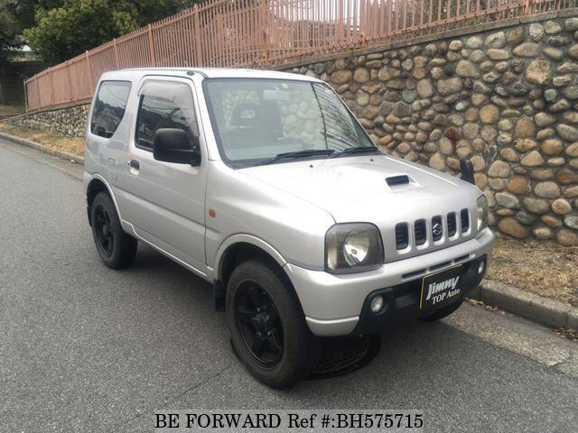 Used 2000 SUZUKI JIMNY BH575715 for Sale