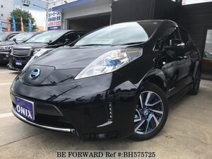 Used 2014 NISSAN LEAF BH575725 for Sale