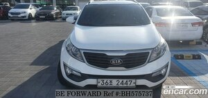 Used 2011 KIA SPORTAGE BH575737 for Sale