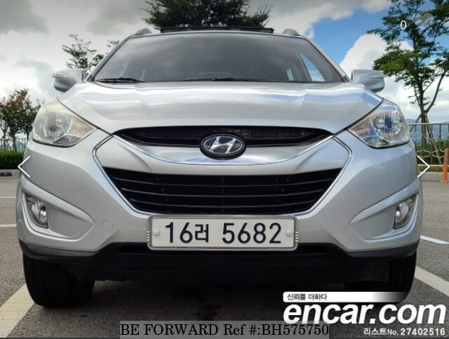 Used 2010 HYUNDAI TUCSON BH575750 for Sale