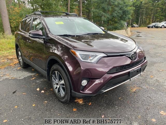 Used 2018 TOYOTA RAV4 BH575777 for Sale