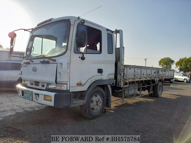 Used 2000 HYUNDAI CARGO BH575784 for Sale