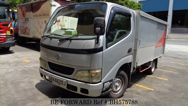 Used 2006 TOYOTA DYNA TRUCK BH575788 for Sale