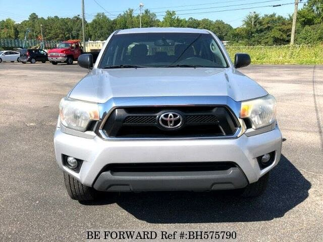 Used 2012 TOYOTA TACOMA BH575790 for Sale