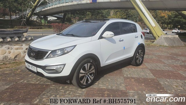 Used 2013 KIA SPORTAGE BH575791 for Sale