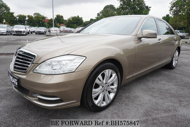 Used 2011 MERCEDES-BENZ S-CLASS BH575847 for Sale