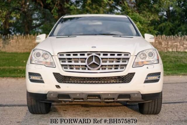 Used 2011 MERCEDES-BENZ M-CLASS BH575879 for Sale