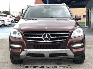 Used 2014 MERCEDES-BENZ M-CLASS BH575887 for Sale