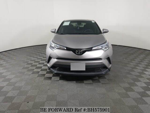 Used 2018 TOYOTA C-HR BH575901 for Sale