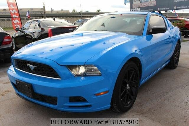 Used 2014 FORD MUSTANG BH575910 for Sale