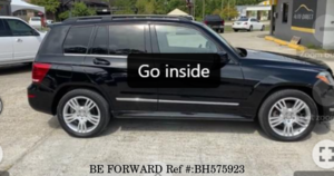Used 2015 MERCEDES-BENZ GLK-CLASS BH575923 for Sale