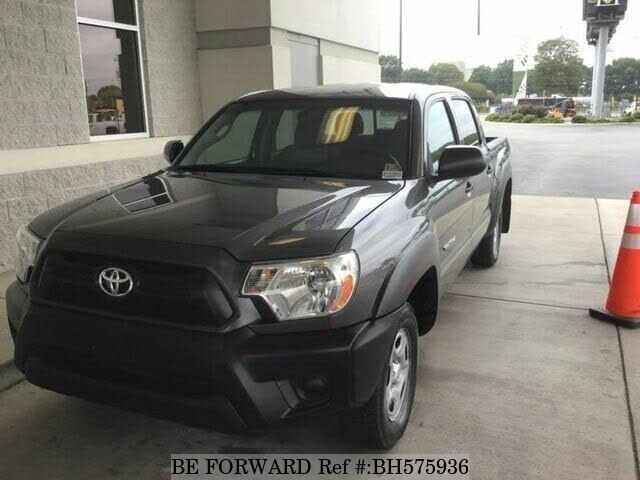 Used 2014 TOYOTA TACOMA BH575936 for Sale