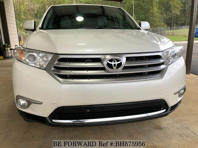 Used 2012 TOYOTA HIGHLANDER BH575956 for Sale