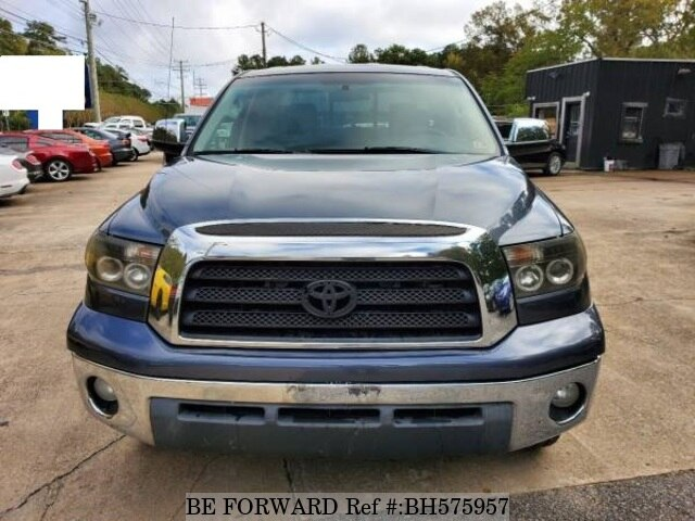 Used 2007 TOYOTA TUNDRA BH575957 for Sale