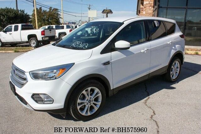 Used 2017 FORD ESCAPE BH575960 for Sale