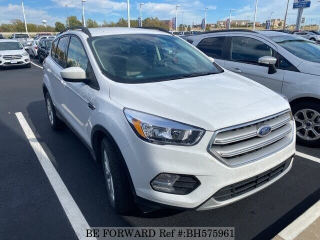 Used 2018 FORD ESCAPE BH575961 for Sale
