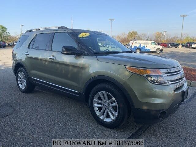 Used 2013 FORD EXPLORER BH575966 for Sale