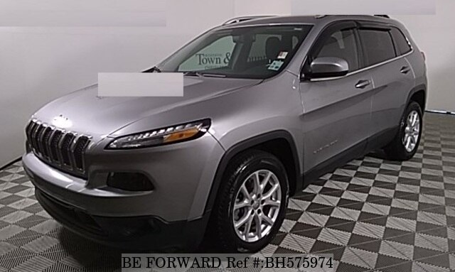 Used 2017 JEEP CHEROKEE BH575974 for Sale