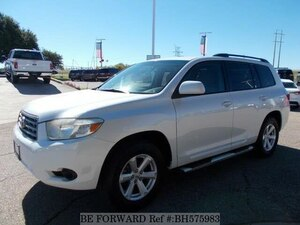 Used 2010 TOYOTA HIGHLANDER BH575983 for Sale