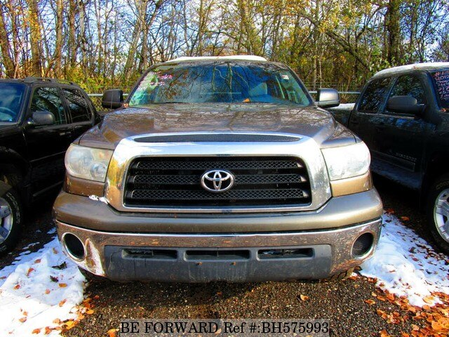 Used 2007 TOYOTA TUNDRA BH575993 for Sale