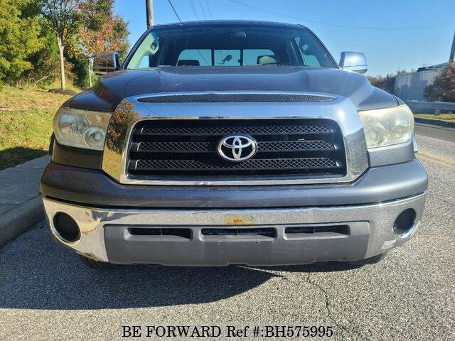 Used 2007 TOYOTA TUNDRA BH575995 for Sale