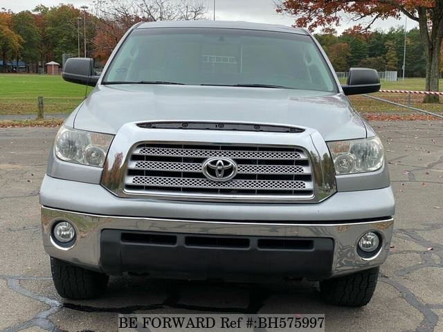 Used 2008 TOYOTA TUNDRA BH575997 for Sale