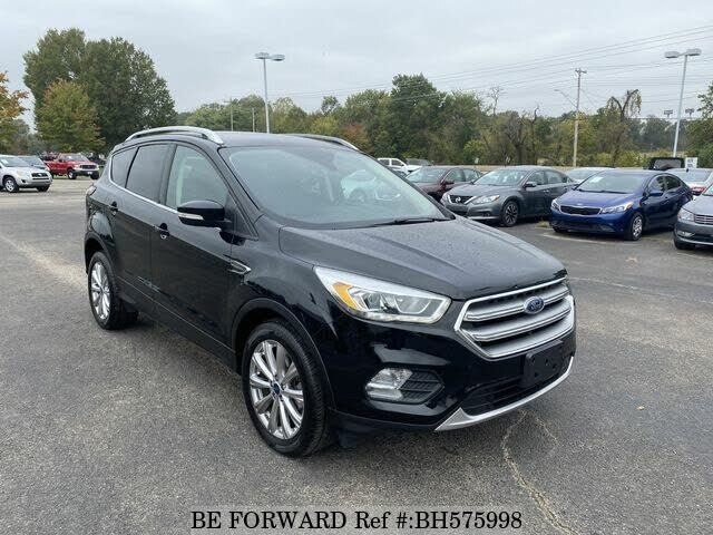 Used 2017 FORD ESCAPE BH575998 for Sale