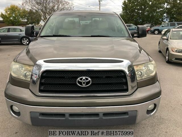 Used 2008 TOYOTA TUNDRA BH575999 for Sale
