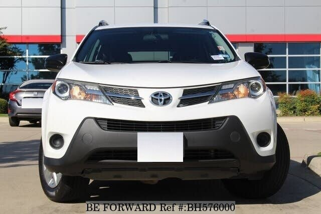 Used 2015 TOYOTA RAV4 BH576000 for Sale