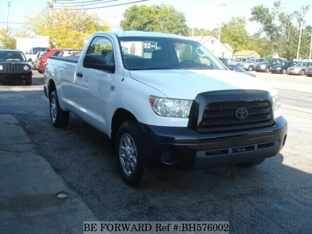 Used 2007 TOYOTA TUNDRA BH576002 for Sale