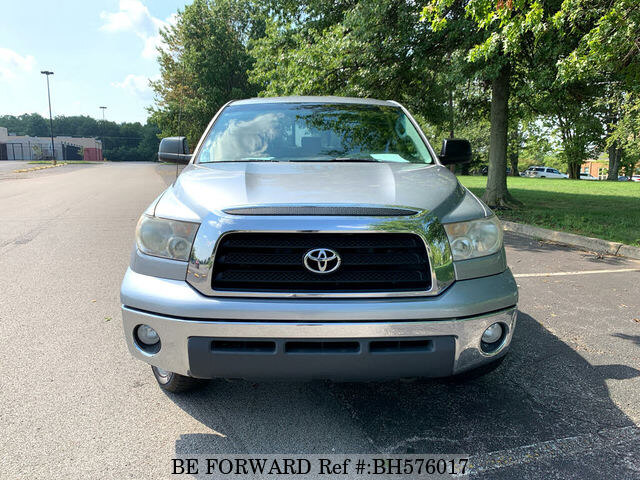 Used 2009 TOYOTA TUNDRA BH576017 for Sale