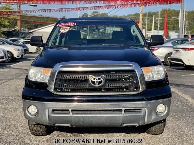 Used 2010 TOYOTA TUNDRA BH576022 for Sale