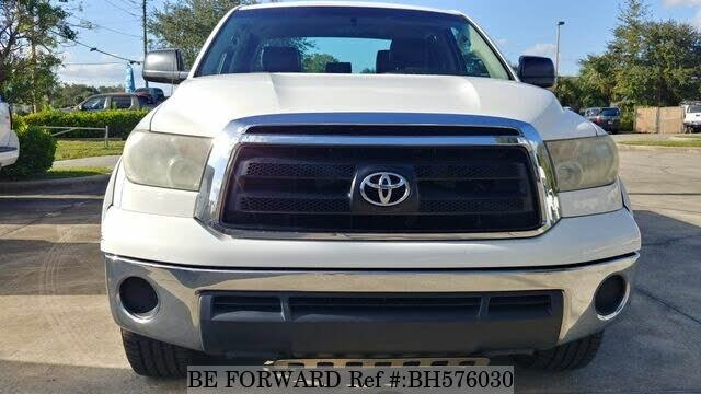 Used 2010 TOYOTA TUNDRA BH576030 for Sale