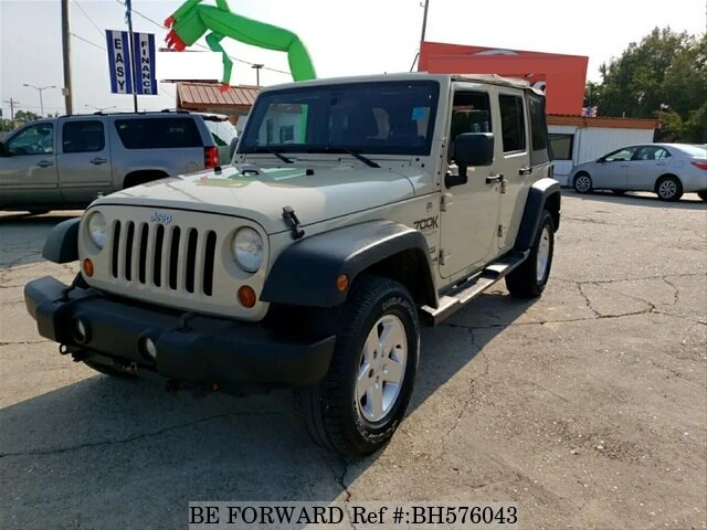 Used 2011 JEEP WRANGLER BH576043 for Sale