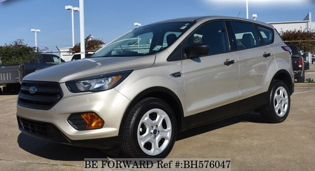 Used 2018 FORD ESCAPE BH576047 for Sale