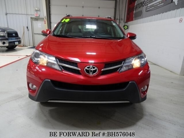Used 2014 TOYOTA RAV4 BH576048 for Sale