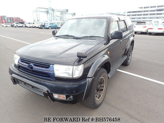 Used 2001 TOYOTA HILUX SURF BH576458 for Sale