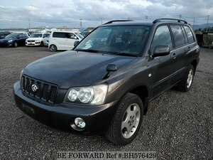 Used 2002 TOYOTA KLUGER BH576429 for Sale