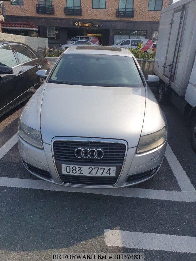 Used 2005 AUDI A6 BH576631 for Sale