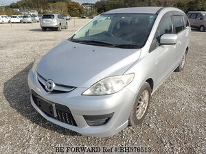 Used 2009 MAZDA PREMACY BH576513 for Sale