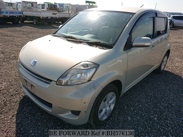 Used 2007 TOYOTA PASSO BH576136 for Sale