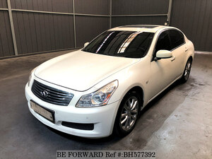 Used 2008 INFINITI G35 BH577392 for Sale